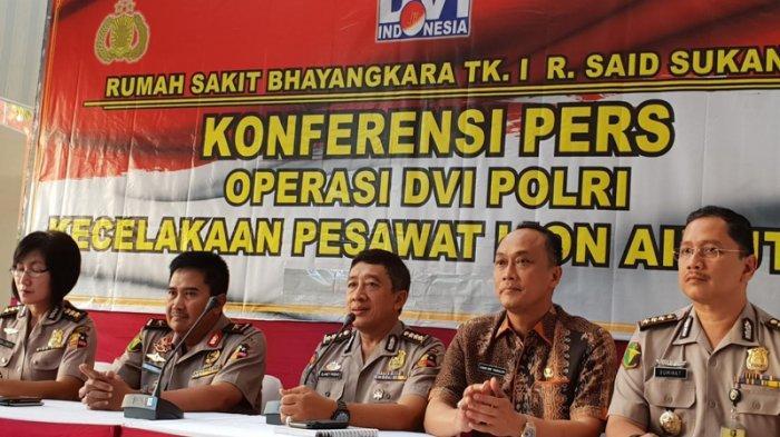 Dirjen Dukcapil Jelaskan Proses Urus Akte Kematian Korban Lion Air