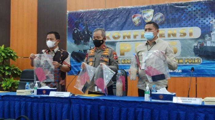Ditpolair Bongkar Sindikat Penyelundup Benih Lobster di Muara Baru Jakarta Utara, 4 Orang Diringkus
