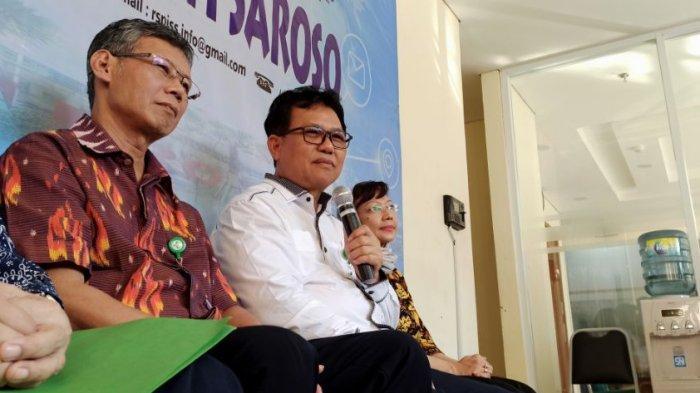 BREAKING NEWS 2 Hari Dirawat, 1 Orang Suspect Corona Meninggal Dunia di RSPI Sulianti Saroso