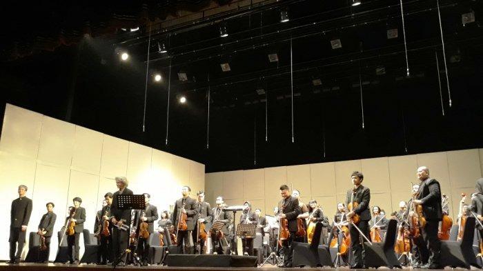 Konser Jakarta City Philharmonic Edisi #12 Bertajuk Tirta digelar di Taman Ismail Marzuki