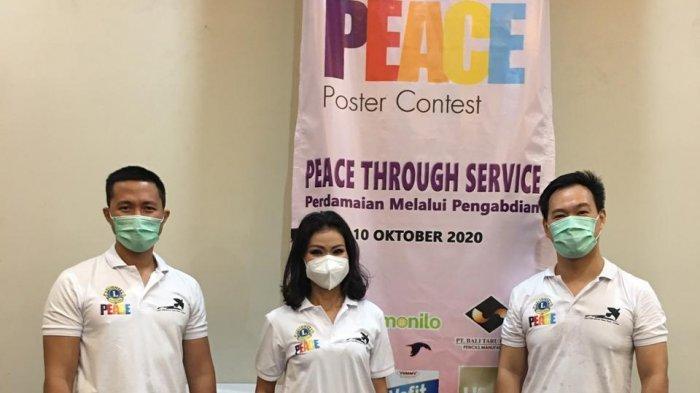 Kontes poster perdamaian dengan tema