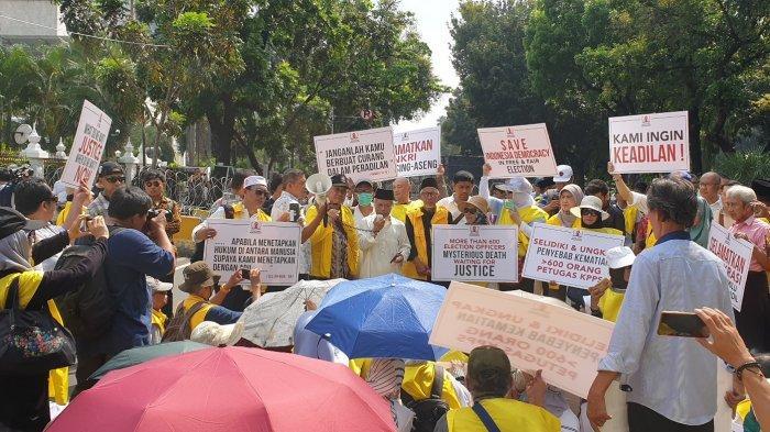 Gerakkan Massa ke MK, Abdullah Hehamahua Mengaku Tak Dukung Salah Satu Paslon
