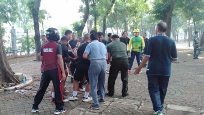 Polres Jakpus Benarkan Ada Kabar Ledakan di Monas, Korban Diduga Anggota TNI