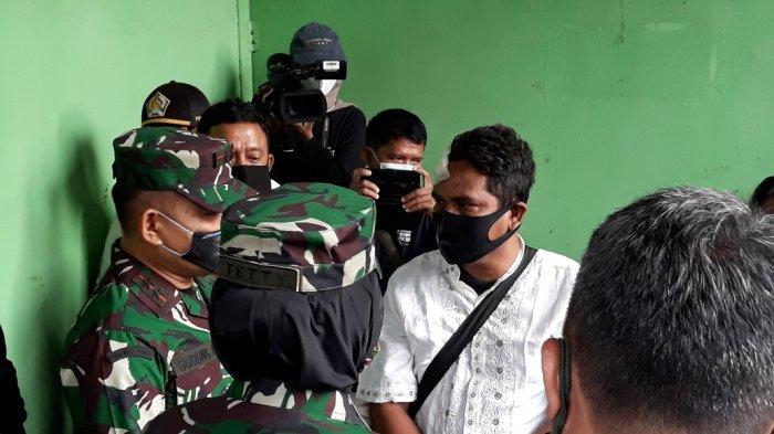 Sebar Kabar Bohong, Prada Muhammad Ilham di Kasus Perusakan Polsek Ciracas Terancam 10 Tahun Penjara