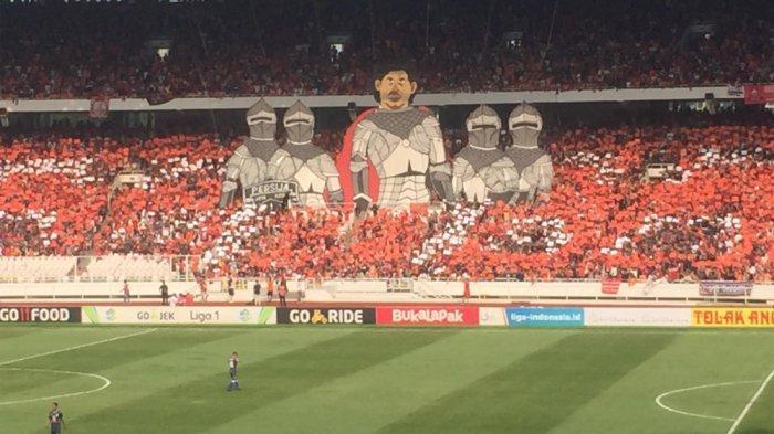 Fanatisme Berujung Manis di Turnamen Pramusim Piala Presiden 2019