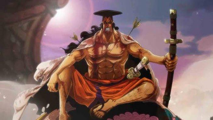 Jadwal Anime One Piece 972, Kozuki Oden Bakal Dieksekusi Kaido dan Kurozumi Orochi
