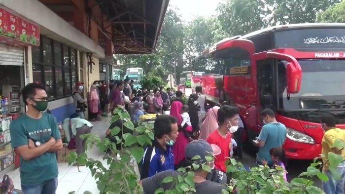 Peningkatan Jumlah Penumpang di Terminal Kampung Rambutan Capai 15 Persen