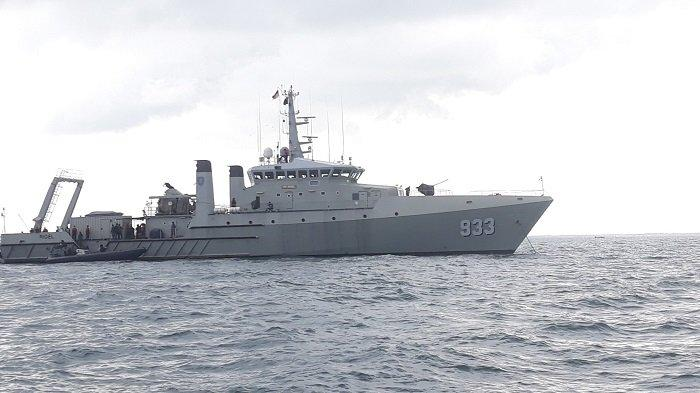 Mengenal KRI Rigel 933, Kapal Buatan Prancis Penemu Lokasi Black Box Sriwijaya Air SJ-182