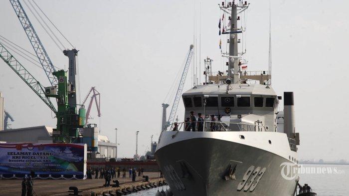 Melihat Kecanggihan KRI Rigel, Kapal Perang yang Berhasil Temukan KRI Nanggala-402