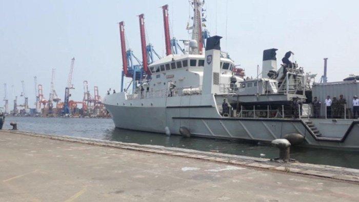 KNKT Pinjam Kapal Pushidrosal TNI AL Cari CVR Lion Air PK-LQP