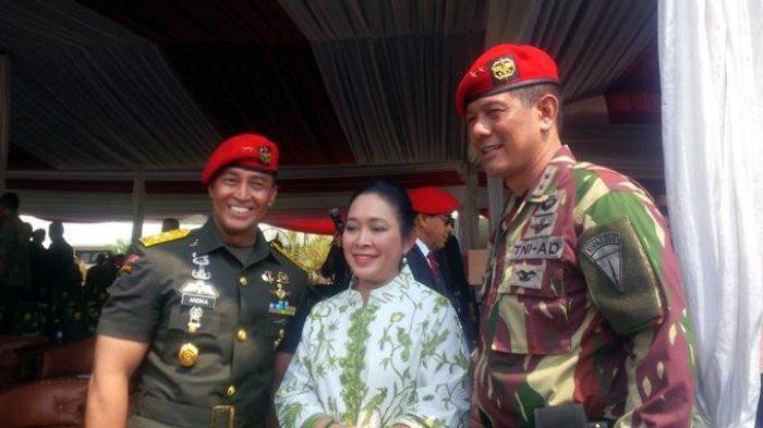 Pernah Jabat Kepala Penerangan Hingga Danpaspampres, Jenderal Andika Resmi Pimpin Korps TNI AD