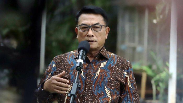 Ditelepon Panitia, Moeldoko Sah Pimpin Partai Demokrat Versi KLB, Bagaimana Sikap SBY dan AHY?