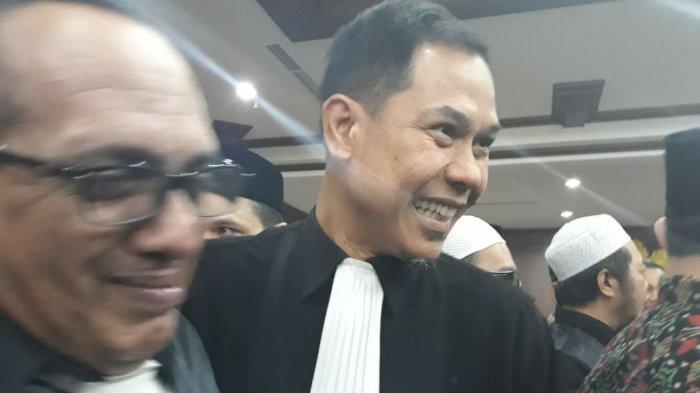 Sekretaris FPI Munarman Penuhi Panggilan Polisi Terkait Penculikan Ninoy Karundeng