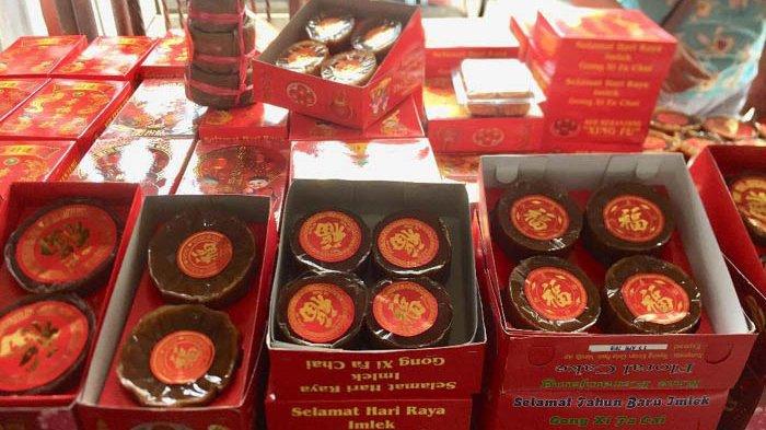 Kue Keranjang Identik dengan Tahun Baru Imlek, Simbol Pentingnya Keluarga Hingga Kebahagiaan
