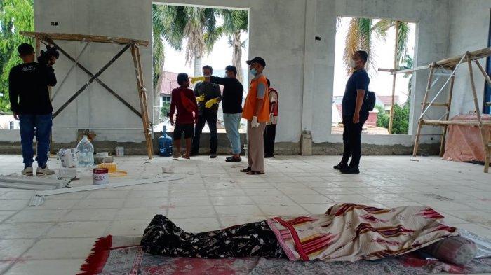 Kuli Bangunan Masjid di Tangsel Tewas Kesetrum saat Hendak Menyeduh Kopi, Tergeletak Tak Sadar
