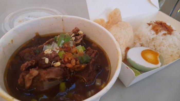 Manjakan Lidah Dengan Makanan Khas Jawa Timur di Street Market Festival Pondok Indah Mall
