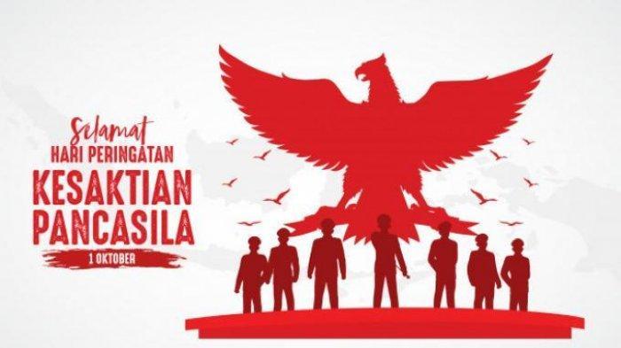 Kumpulan Ucapan Selamat Hari Kesaktian Pancasila 1 Oktober, Cocok Buat Status di Medsos