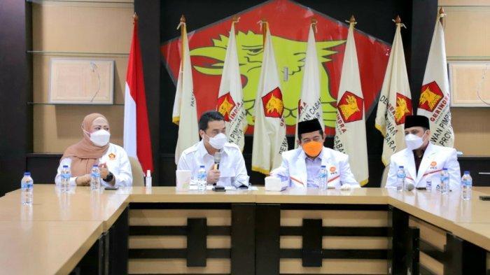Perdana ke Kantor DPD Gerindra DKI, PKS: Silaturahmi Kebangsaan