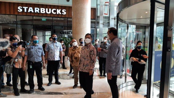 Menteri Perdagangan Muhammad Lutfi: Mal Dibuka Untuk Orang Berbelanja, Bukan Entertainment