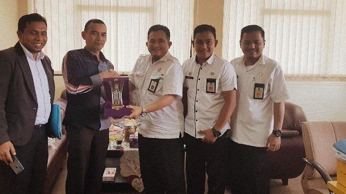 Pemkab Solok Kunjungan ke Pemkab Tangerang Belajar Pelaksanaan Pelayanan Masyarakat