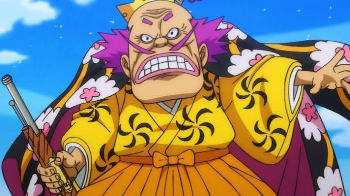 Link Nonton Anime One Piece 971, Kozuki Oden Geram dengan Tindakan Kurozumi Orochi dan Kaido