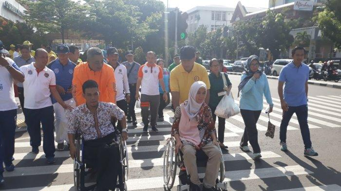 Pengembang Gedung di Jakarta Wajib Sediakan Aksesibilitas Bagi Penyandang Disabilitas