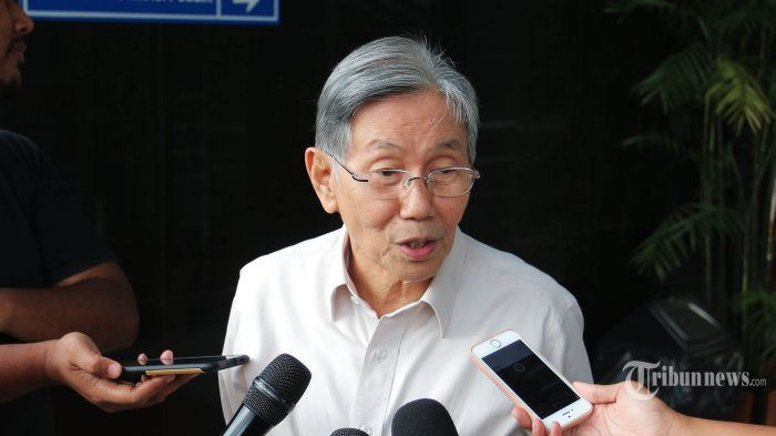 Kwik Kian Gie Bertemu Prabowo: 'Jangan Baper' dan Tawaran Berulang Kali Kubu Oposisi