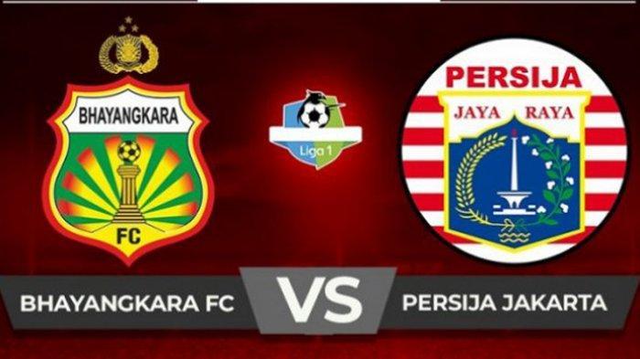 H-1 Bhayangkara FC Vs Persija Jakarta: Tuan Rumah Singgung Marko Simic Hingga Link Live Streaming