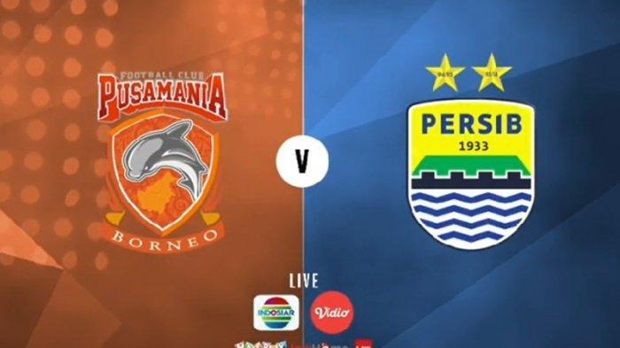 Ghozali Siregar Cetak Gol, Persib Bandung Curi Tiga Poin di Kandang Borneo FC