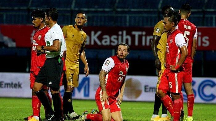 Pelatih Persija Percaya Timnya Mampu Kalahkan PSM Makassar di Leg Kedua Semifinal Piala Menpora