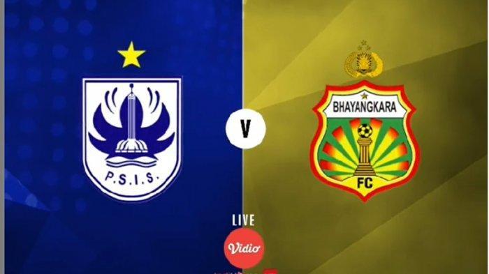 Tumbangkan PSIS 2-3, Bhayangkara FC Geser Persipura di Peringkat Ketiga Liga 1 2019