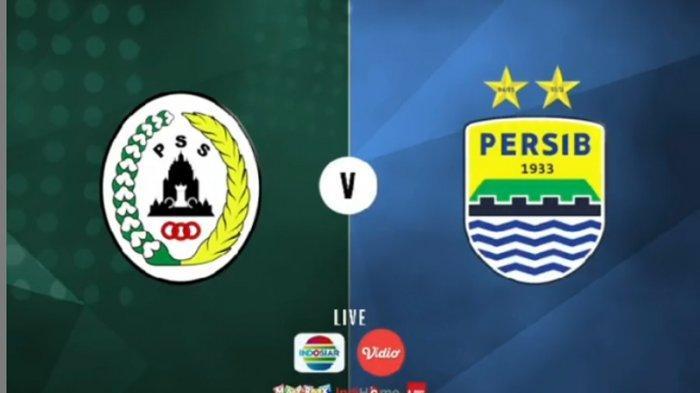 BERLANGSUNG Link Live Streaming PSS Sleman Vs Persib Bandung: Maung Bandung Ingin Putus Tren Negatif