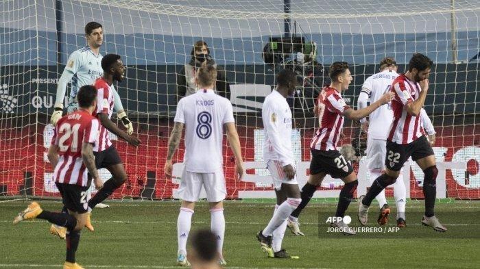 Hasil Copa del Rey - Athletic Bilbao dan Levante Bermain Imbang, Leg Kedua Menentukan Menuju Final