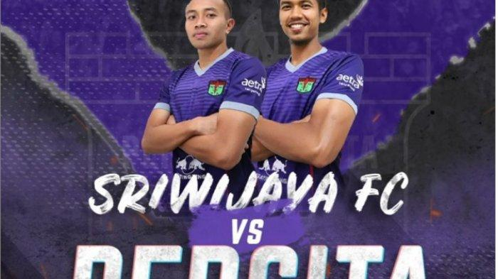 LINK Live Streaming Sriwijaya FC Vs Persita Semifinal Liga 2 2019: Mati-matian Demi Tiket Liga 1