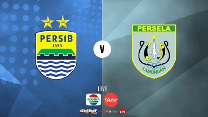 SEDANG BERLANGSUNG Link Live Streaming Laga Persib Bandung Vs Persela Lamongan Liga 1 2019