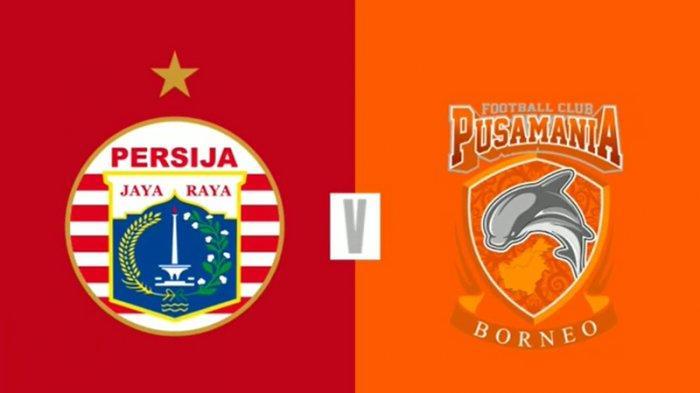 BERLANGSUNG Live Streaming Liga 1 Persija Jakarta Vs Borneo FC, Macan Kemayoran Turunkan 4 Gelandang
