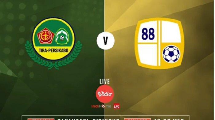 LINK Live Streaming Tira Persikabo Vs Barito Putera: Tuan Rumah Jaga Asa di Liga 1 2019