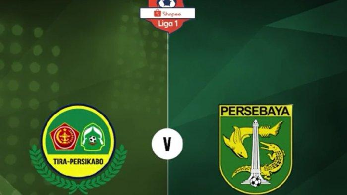 MASIH BERLANGSUNG Live Streaming Tira Persikabo Vs Persebaya: Imbang Babak I
