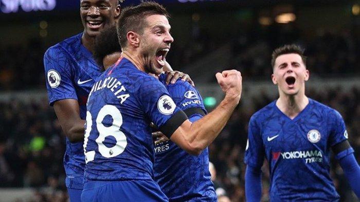 Chelsea Vs Arsenal Malam Ini: Ini Prediksi Line-up
