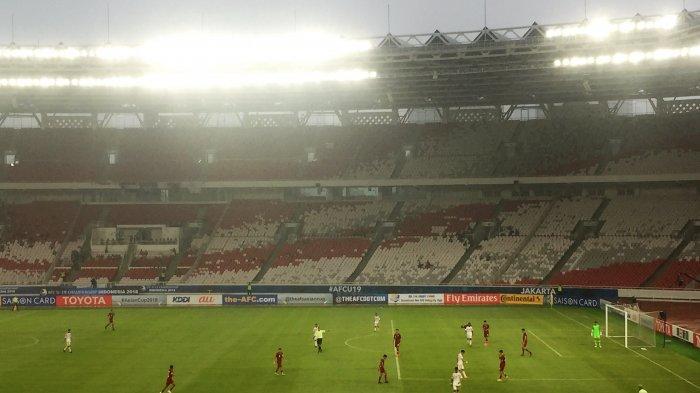 Daftar Harga Tiket Laga Kandang Timnas Indonesia di Ajang Piala AFF 2018, Paling Murah Rp 50 Ribu