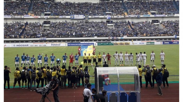 Rumor Transfer Persib Bandung: Kode Hati Biru Pemain Asal Brasil hingga Kembalinya Kakak Beckham