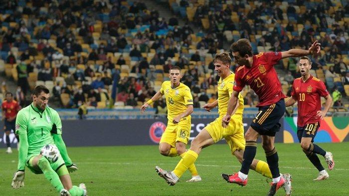 Link Live Streaming Jadwal UEFA Nations League Spanyol vs Jerman: Incar Tiket Semifinal