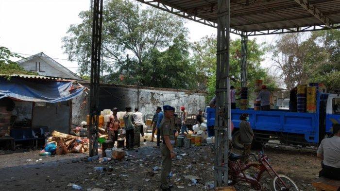 Pengadilan Negeri Jakarta Utara Eksekusi Lahan Bekas Bioskop di Koja