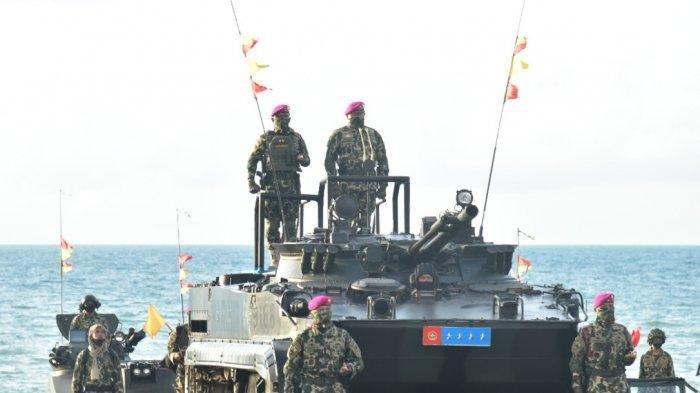 Pengamat Apresiasi KSAL Laksamana Yudo Margono Gelar Pasukan TNI Angkatan Laut