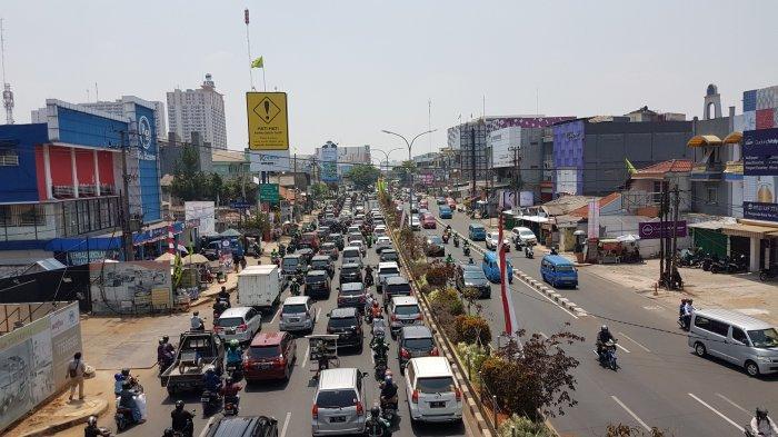 Jalan Margonda Depok, Daan Mogot dan Kalimalang Bekasi akan Jadi Jalan Berbayar Tahun Depan