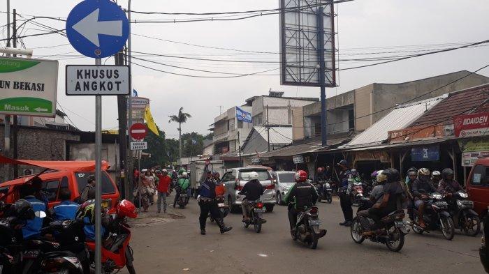 Rekayasa Lalu Lintas di Kawasan Stasiun Bekasi, Dishub Akan Kenakan Sanksi Tilang