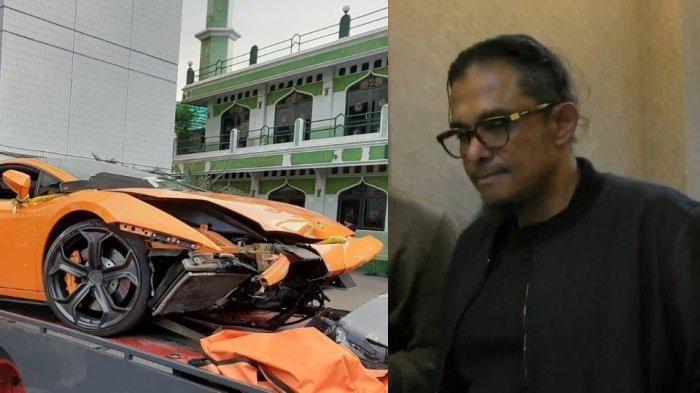 Sederet Fakta Pengemudi Lamborghini Todong Pistol ke Pelajar, Bermula dari Celetukan 'Mobil Bos Nih'