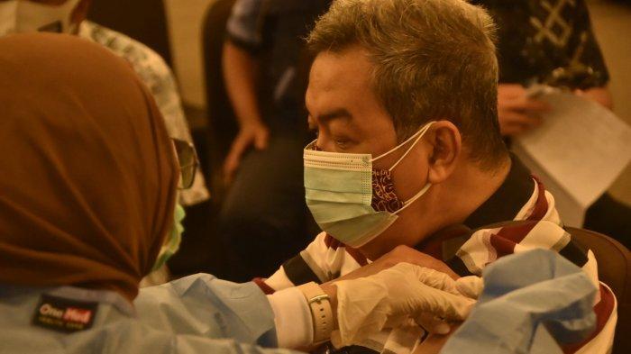 Sasaran Vaksin Golongan Lansia di Kota Bekasi Sudah 171.000 Jiwa