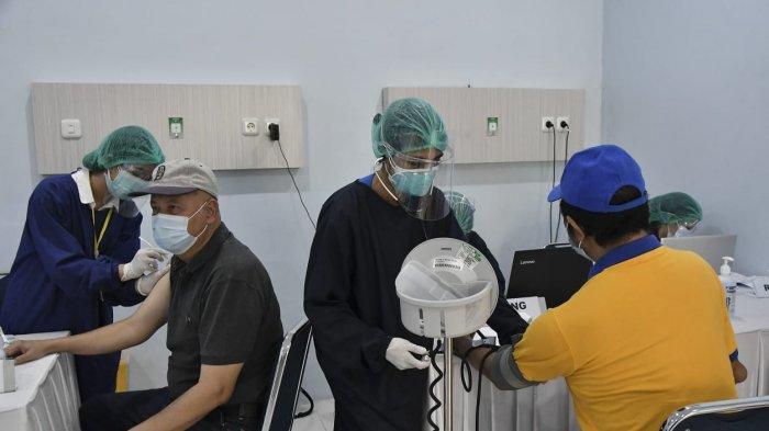 75 Persen Warga Lansia di Jakarta Utara Sudah Terima Vaksin Covid-19