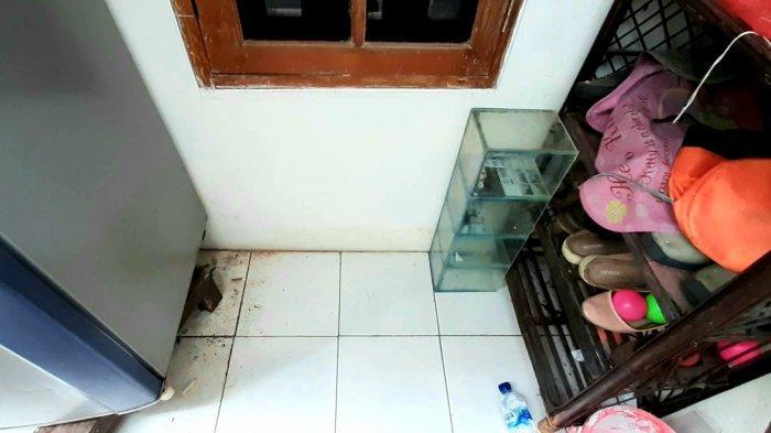 Petugas Pemadam Kebakaran Hampir Bongkar Rumah Warga Lantai Rumahnya Bisa Masak Telur hingga Matang